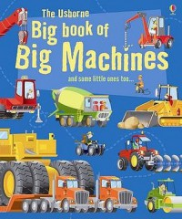 Big Book Of Big Machines - Minna Lacey, Gabriele Antonini