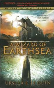 A Wizard of Earthsea  - Ursula K. Le Guin