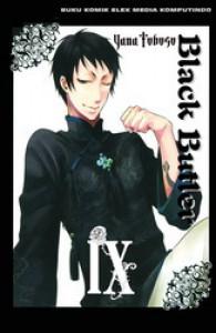 Black Butler, Vol. 9 - Yana Toboso