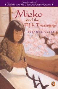 Mieko and the Fifth Treasure - Eleanor Coerr, Junko Morimoto