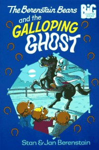 The Berenstain Bears and the Galloping Ghost - Stan Berenstain, Jan Berenstain