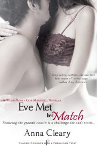 Eve Met Her Match - Anna Cleary