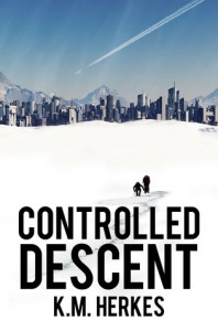 Controlled Descent - K.M. Herkes