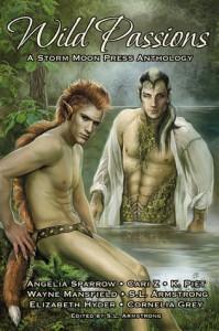 Wild Passions - S.L. Armstrong, Angelia Sparrow, Cornelia Grey, Cari Z.