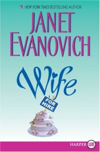 Wife for Hire LP (Large Print) By Janet Evanovich - Caleb Melby (Author)