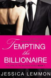 Tempting the Billionaire (Love in the Balance, #1) - Jessica Lemmon