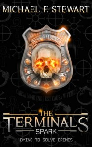 The Terminals: Spark - Michael F. Stewart