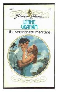 The Veranchetti Marriage - Lynne Graham
