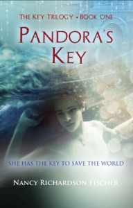 Pandora's Key - Nancy Richardson Fischer