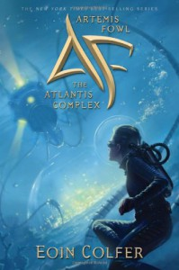 The Atlantis Complex - Eoin Colfer