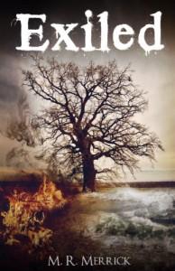 Exiled  - M.R. Merrick