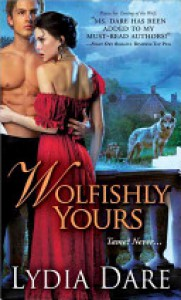 Wolfishly Yours - Lydia Dare