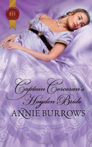 Captain Corcoran's Hoyden Bride - Annie Burrows