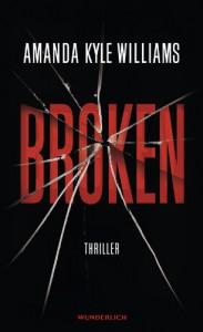 Broken - Amanda Kyle Williams
