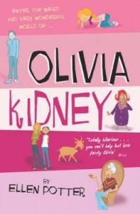 Olivia Kidney - Ellen Potter