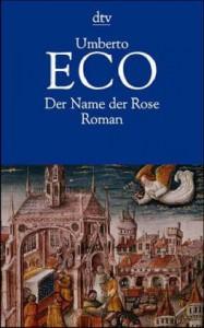 Der Name der Rose - Umberto Eco, Burkhart Kroeber