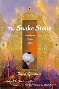 The Snake Stone - Jason Goodwin
