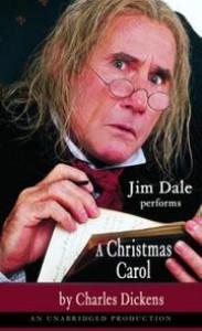 A Christmas Carol - Charles Dickens,  Jim  Dale