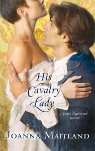 His Cavalry Lady - Joanna Maitland