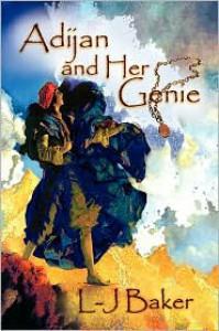 Adijan and Her Genie - L.J. Baker