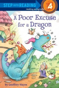 A Poor Excuse for a Dragon - Geoffrey Hayes