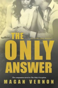 The Only Answer - Magan Vernon
