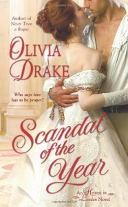 Scandal of the Year (Heiress in London) - Olivia Drake