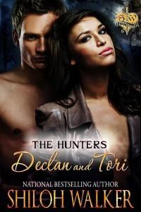 Declan and Tori (The Hunters, #1 ) - Shiloh Walker