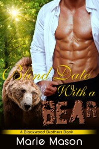 Blind Date With A Bear (A BBW Paranormal Romance) - Marie Mason