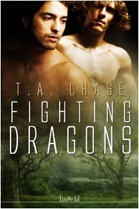 Fighting Dragons - T.A. Chase