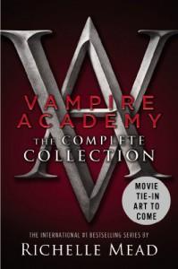 Vampire Academy Box Set 1-6 - Richelle Mead