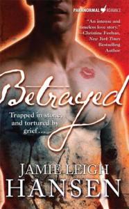 Betrayed - Jamie Leigh Hansen
