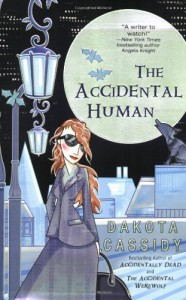 The Accidental Human - Dakota Cassidy