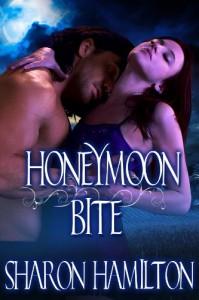 Honeymoon Bite - Sharon  Hamilton