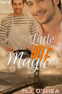 A Little Bite of Magic - M.J. O'Shea