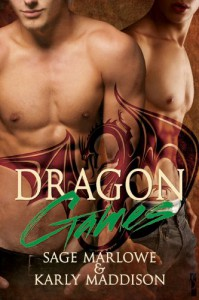 Dragon Games - Sage Marlowe, Karly Maddison
