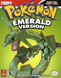 Pokemon Emerald: Prima Official Game Guide - Levi Buchanan