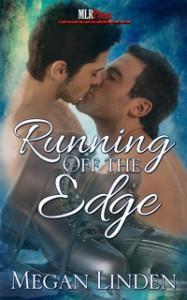 Running Off the Edge - Megan Linden