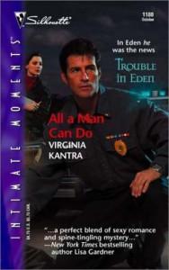 All A Man Can Do - Virginia Kantra