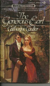 The Generous Earl (Signet) - Catherine Coulter
