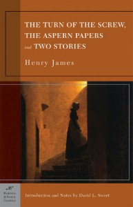 The Turn of the Screw, The Aspern Papers and Two Stories (Barnes & Noble Classics Series) - Henry James, David L. Sweet