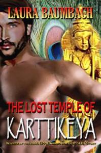 The Lost Temple of Karttikeya - Laura Baumbach