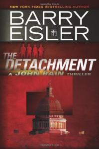 The Detachment (John Rain Thrillers) - Barry Eisler