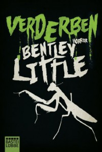 Verderben: Horror (German Edition) - Bentley Little, Christina Neuhaus