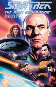 Star Trek: Next Generation - Ghosts - Javier Aranda, Joe Corroney, Zander Cannon