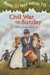 Civil War on Sunday - Mary Pope Osborne, Sal Murdocca