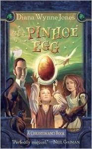 The Pinhoe Egg - Diana Wynne Jones