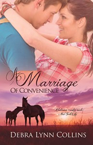 A Marriage of Convenience: Contemporary Christian Romance (Alabama Brides Book 1) - Debra Lynn Collins