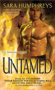 Untamed - Sara  Humphreys