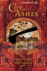 City of Ashes (Chroniken der Unterwelt, #2) - Cassandra Clare